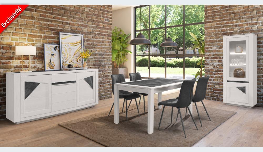 bibliothèque, table ,séjour, buffet, enfilade,mobilier, modules