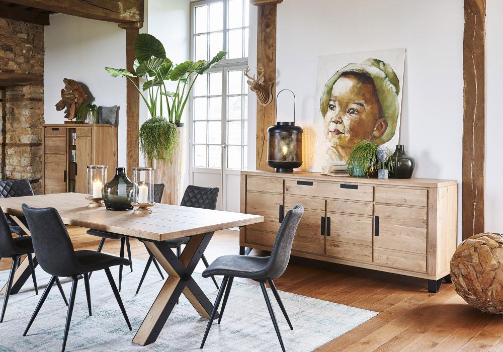 Mobilier tendance, meuble chic, meuble de qualité, mobilier massif, meuble durable, meuble écologique